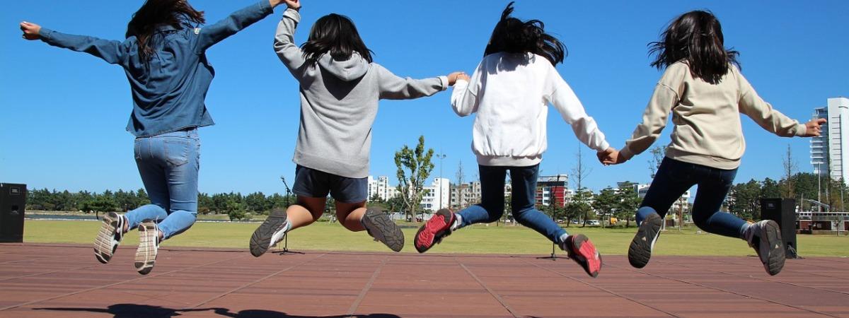 Freie Plätze im Freizeitsport für Mädchen